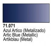 Vallejo Model Air 071 - Artic Blue Metal