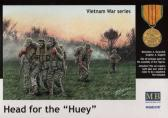 "Master Box Ltd Head for the ""Huey"", Vietnam War Series"