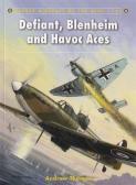 Osprey Boulton-Paul Defiant, Bristol Blenheim and Douglas Havoc Aces