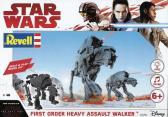 Revell First Order Heavy Assault Walker, 1:164