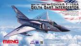 Meng Convair F-106A Delta Dart Interceptor