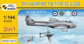 "Mark I DH Vampire FB.5/FB.52/J 28B ""In the North"""