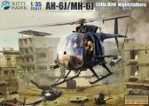 Kitty Hawk Model Hughes AH-6J