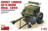 MiniArt Soviet Limber 52-R-353M
