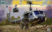 "Kitty Hawk Model Bell UH-1D ""Huey"""