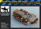 Black Dog AAVP7A1 RAM/RA EAAK - Accessories Set (DRA)
