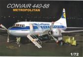 """Mach 2 Convair 440-88 Metropolitan """"Lufthansa"""""""