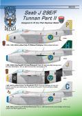 Moose Republic Decals J 29E/F Tunnan Part 2