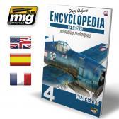 Ammo Mig Jimenez Encyclopedia of Aircraft Modelling Techniques vol 4: Weathering