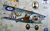 A-Model Nieuport 16C