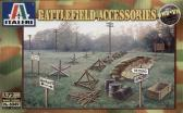 Italeri Battlefield Accessories