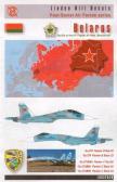 Belarus, Su-27s of the 61st Fighter Air Base, Baranovichi