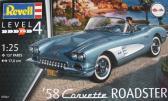 Revell '58 Corvette Roadster