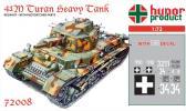 Hunor Product 41M Turan Heavy Tank