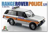 Italeri Range Rover Police