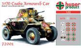 Hunor Product 39M Csaba Armored Car