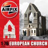 Airfix Belgium Ruin Church