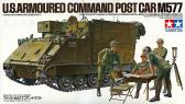 Tamiya M577 U.S. Armored Command Post Car