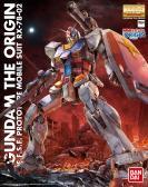 Bandai RX-78-02 GUNDAM Origin