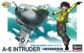 Hasegawa A-6 Intruder (Eggplane)