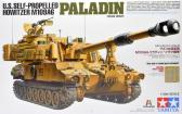 Tamiya US Self-Propelled Howitzer - M109A6 Paladin