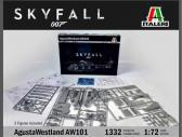 """Italeri Augusta Westland AW101 """"Skyfall 007"""""""