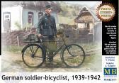 Master Box Ltd German Soldier-Bicyclist 1939-1942