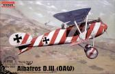 Roden Albatros D.III OAW manufacture