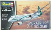 Revell Air Dolomiti Embraer 195
