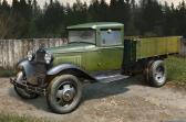 Hobby Boss Gaz AA Cargo Truck