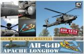 AFV Club AH-64D Apache Longbow - Limited Edition