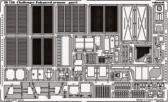 Eduard Challenger 2 - Enhanced Armour - Photo Etch Set (TRU)