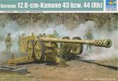 Trumpeter 12,8 cm Kanone 43 bzw. 44 (Rh)