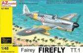 AZ Models Fairey Firefly TT.1 with Aires Resin Parts