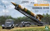 Takom V-2 Rocket Meillerwagen Hanomag SS100