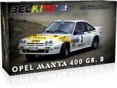 Opel Manta 400 R. B Guy Fréquelin