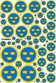 Flying Colors Aerodecals Swedish National Insignia - 1940+
