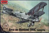 Roden Airco (De Havilland) DH9C Commercial