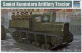 Trumpeter Komintern Artillery Tractor