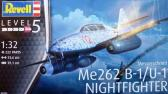 Revell Me262 B-1/U-1 Nightfighter