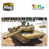 Tiger Model Leopard II Revolution II
