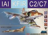 Avant Garde IAI Kfir C2/C7