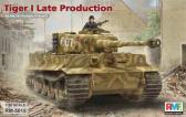 Rye Field Model Tiger I Late Production