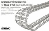 Meng Double Pin Tracks (For T72 & T90 Main Battle Tanks)