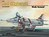 Squadron Signal Publications Douglas A-4 Skyhawk Walk Around - Book