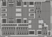 Eduard M-1131 - Stovage Belts - Photo Etch Set (TRU)