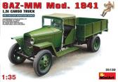 MiniArt GAZ-MM Model 1941 1.5t Cargo Truck