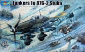 Trumpeter Junkers Ju-87G-2 Stuka