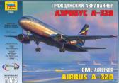 Zvezda Airbus A-320 Aeroflot