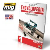 Ammo Mig Jimenez Encyclopedia of Aircraft Modelling Techniques vol 1: Cockpits.